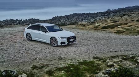 2020 Audi A6 Avant Gallery