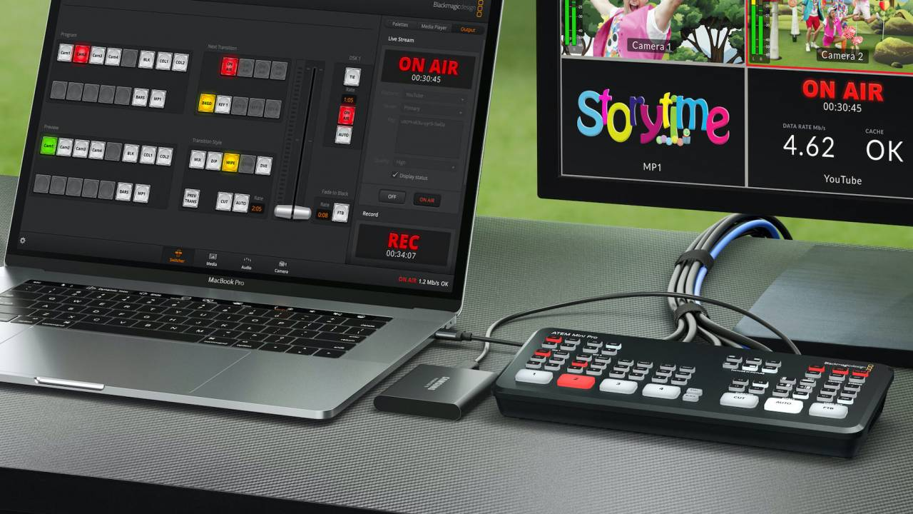 Blackmagic just made the killer video deck for streamers