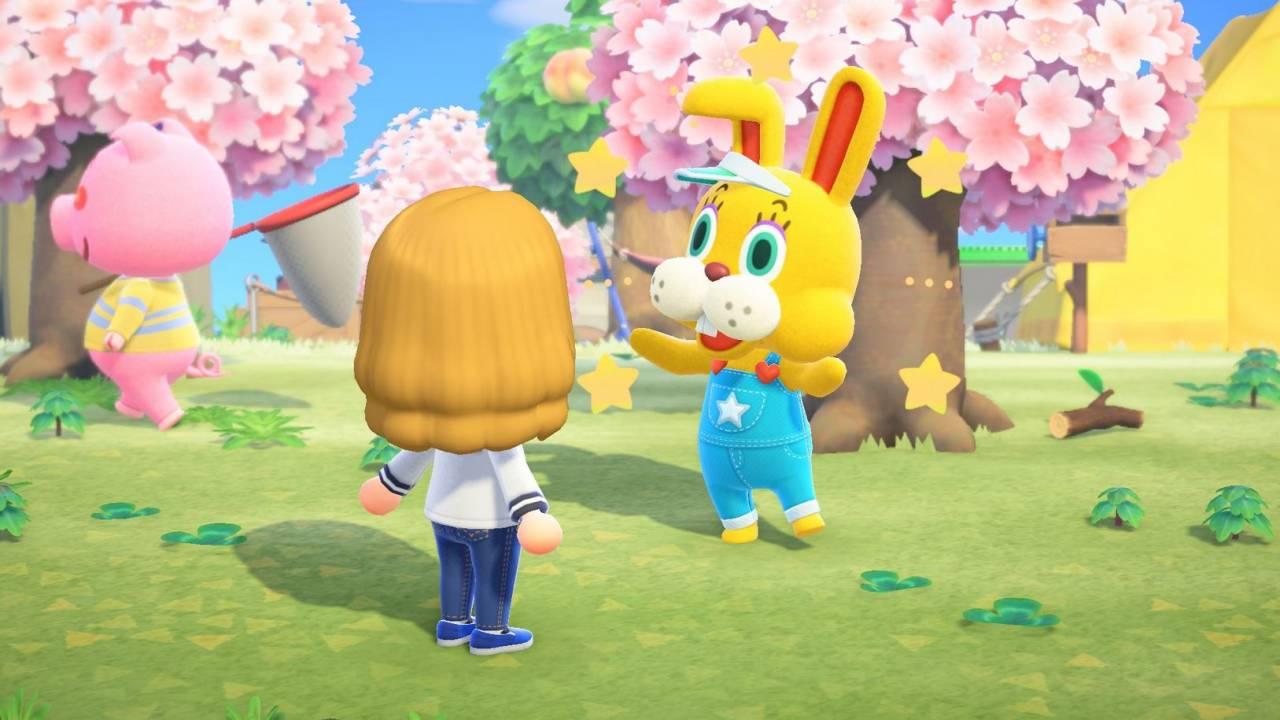 Animal Crossing: New Horizons update brings much-needed Bunny Day tweak