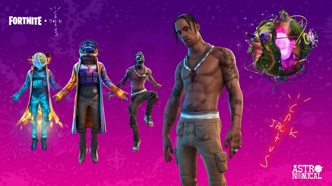 Fortnite live music concerts: This is really happening