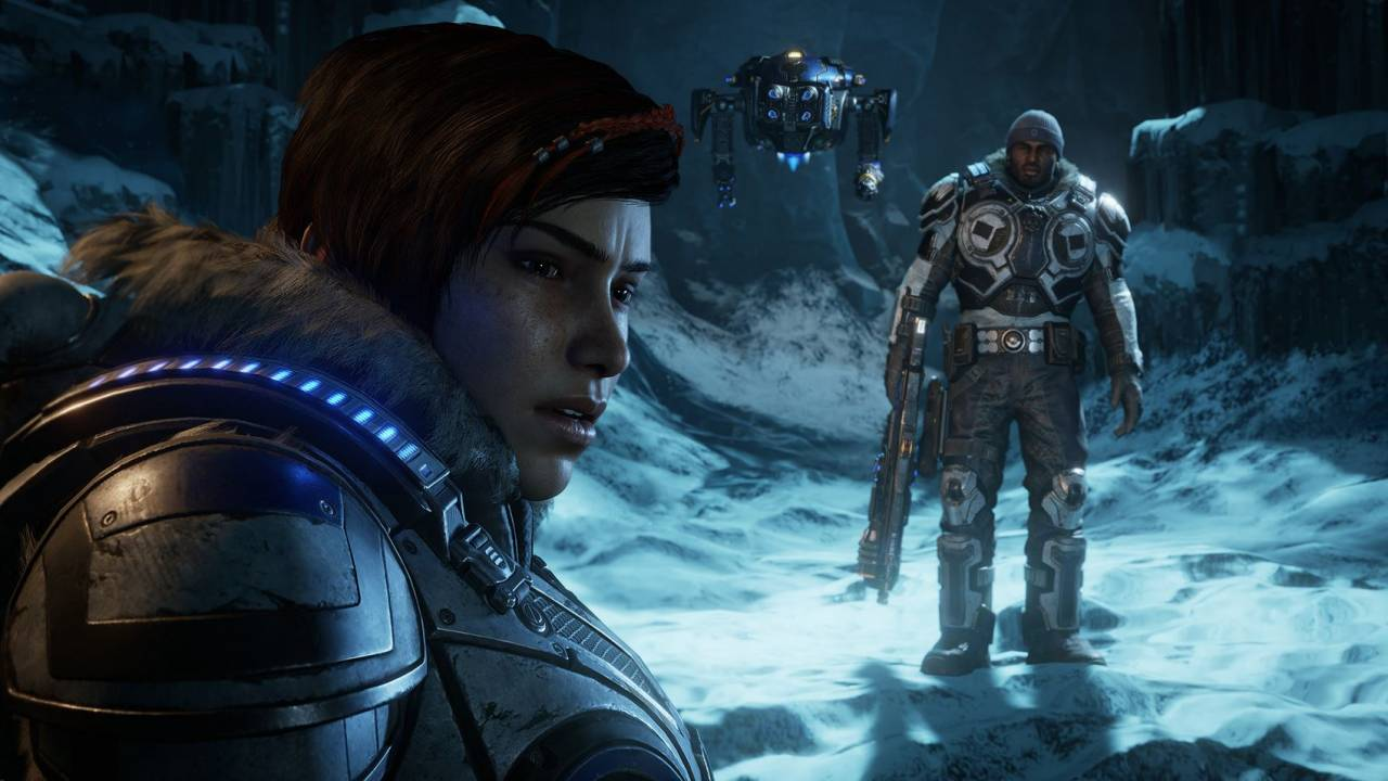 Gears 5 goes free-to-play on Xbox One and PC, but not for long