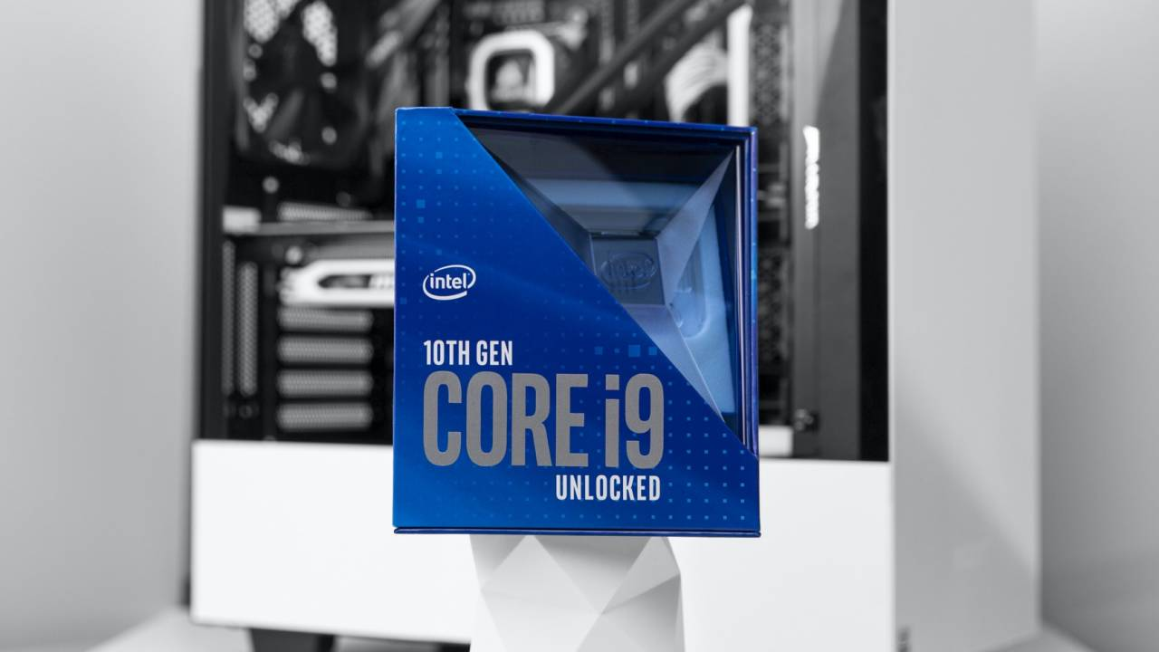Intel Core i9-10900K flagship leads potent 10th Gen desktop chips