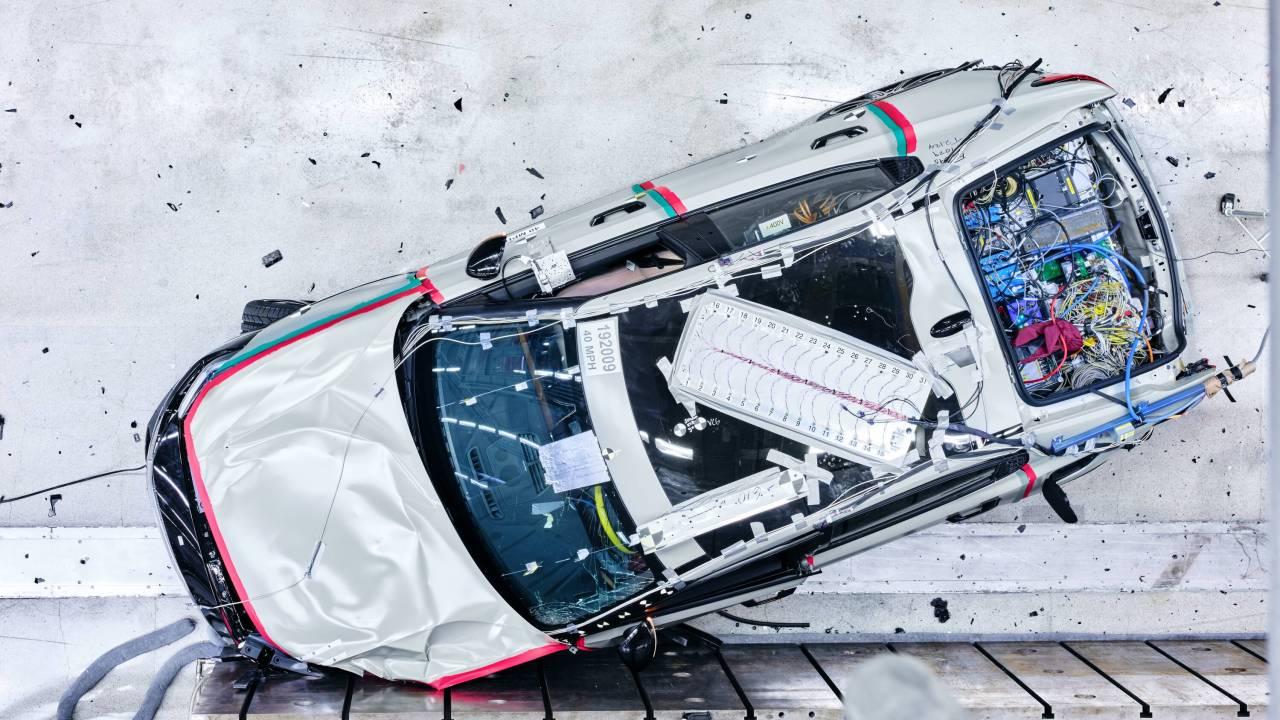 Polestar 2 electric sedan is raising the bar in EV safety