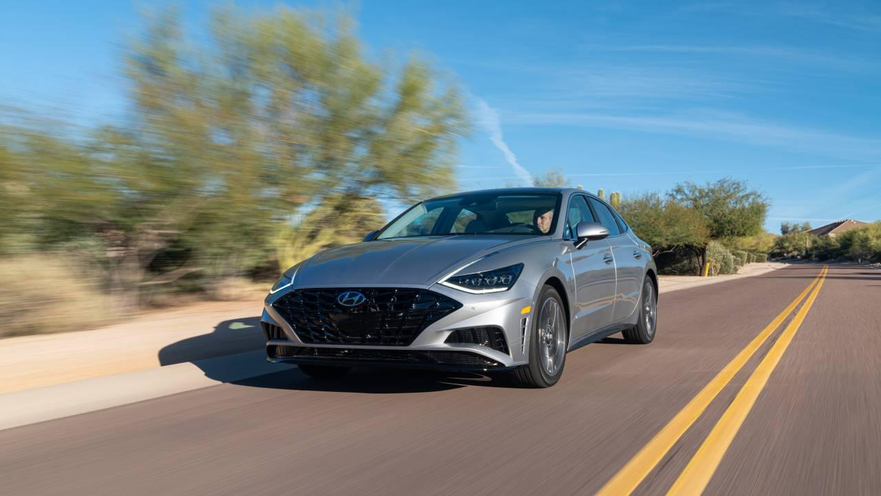 Hyundai recalls 2020 Sonata and Nexo to fix parking assist software