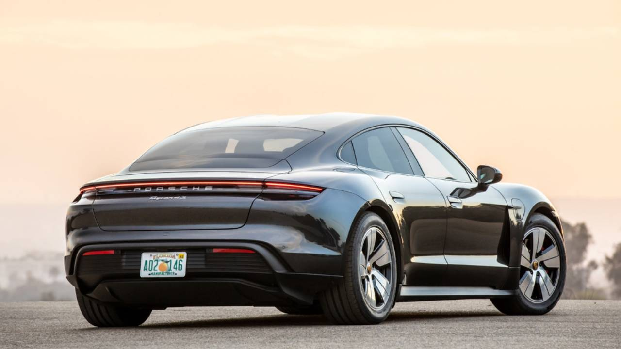 2020 Porsche Taycan 4S arrives in US as more affordable EV [Updated]