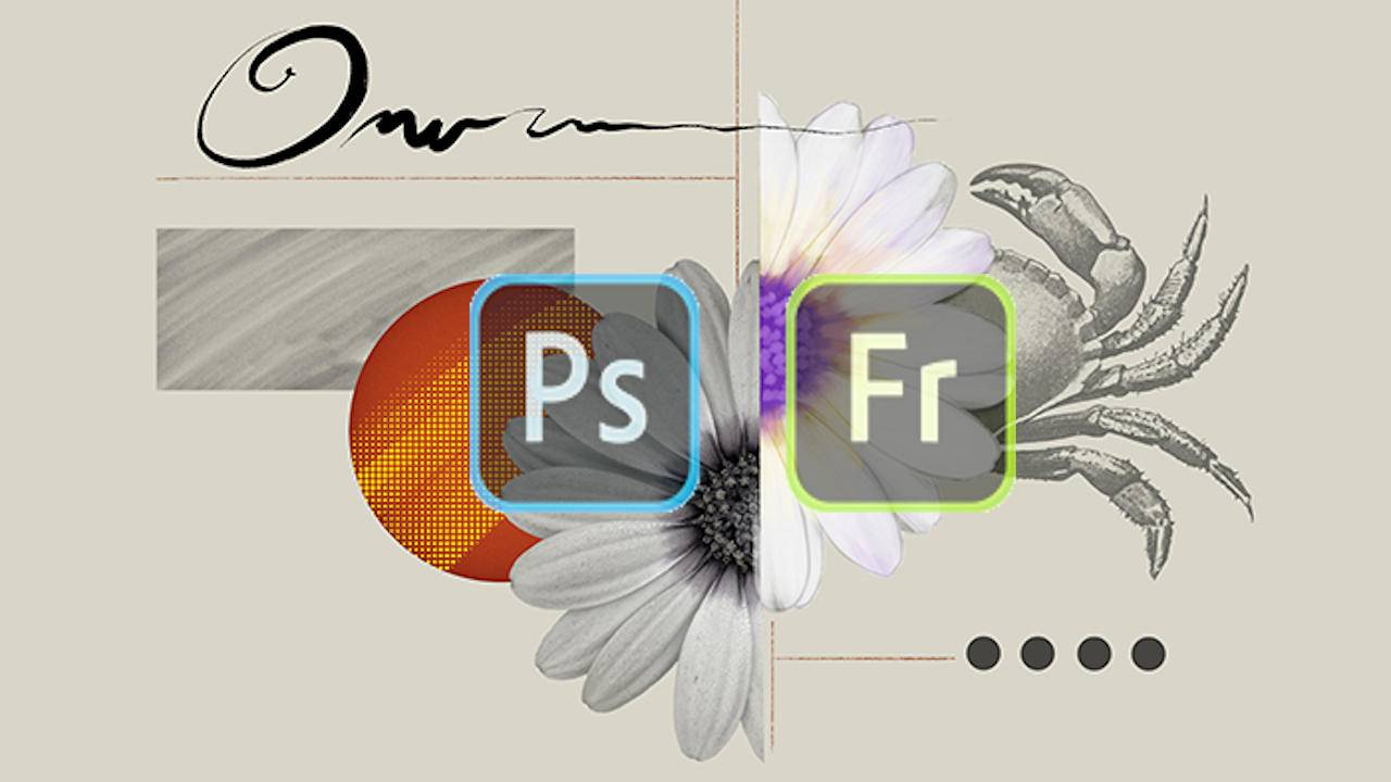 Adobe Photoshop and Fresco on the iPad now come bundled together