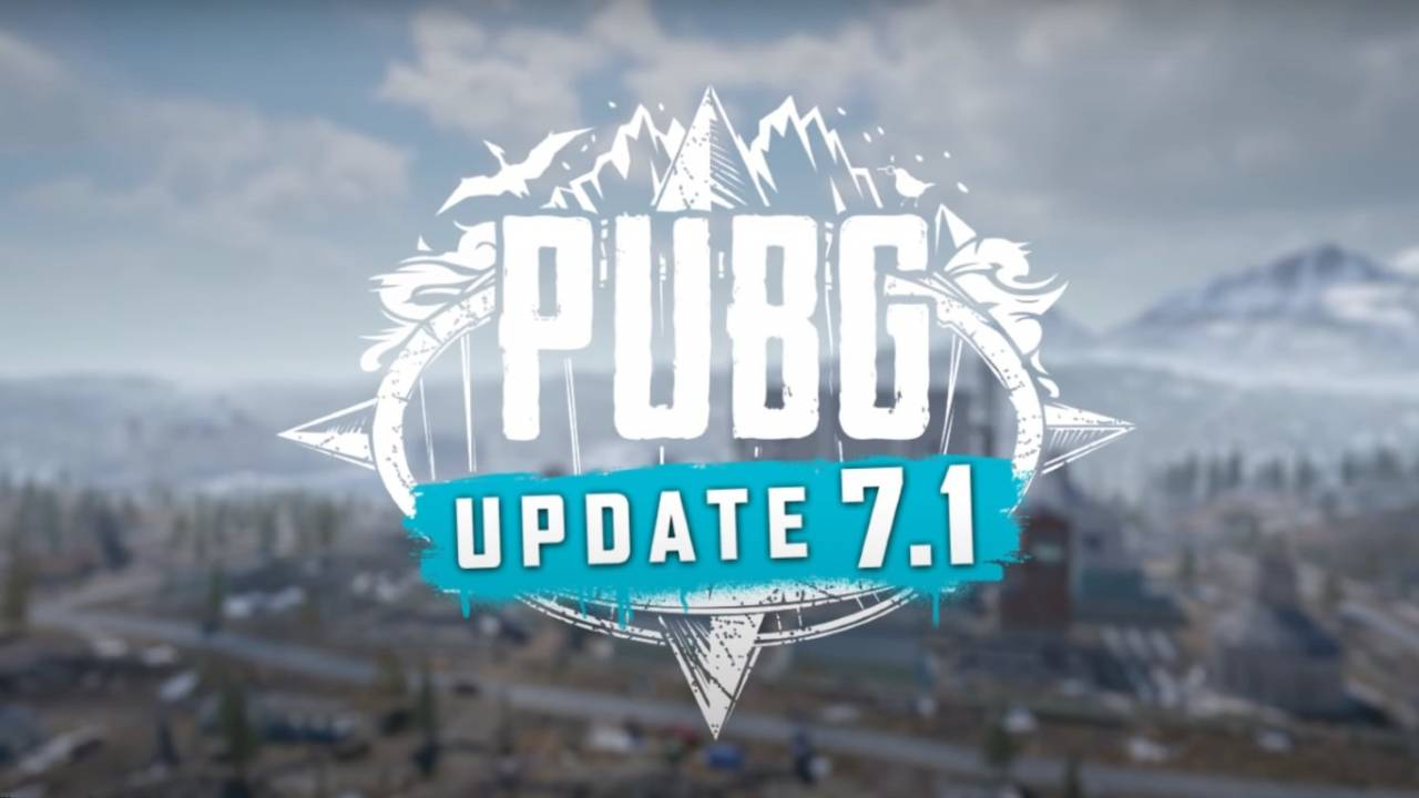PUBG 7.1 update arrives with overhauled Vikendi and Cold Front pass