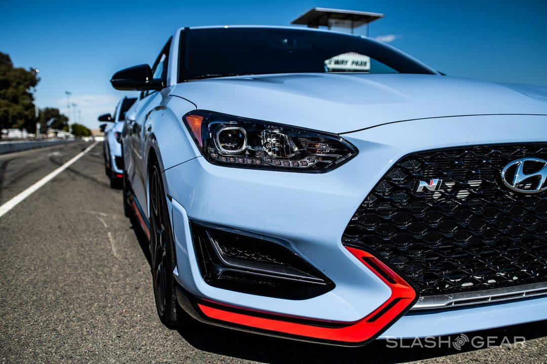 2021 Hyundai Veloster N receives a dual-clutch automatic gearbox