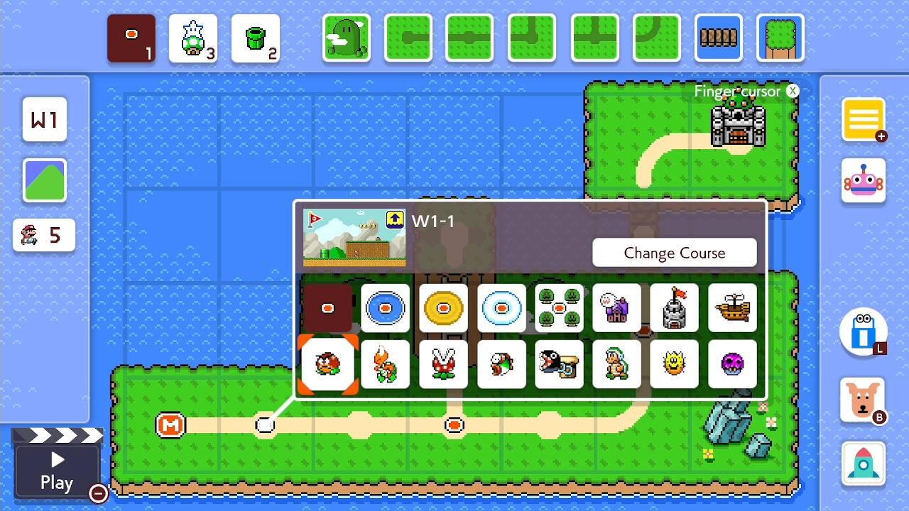 Super Mario Maker 2 World Maker mode will let you create entire games