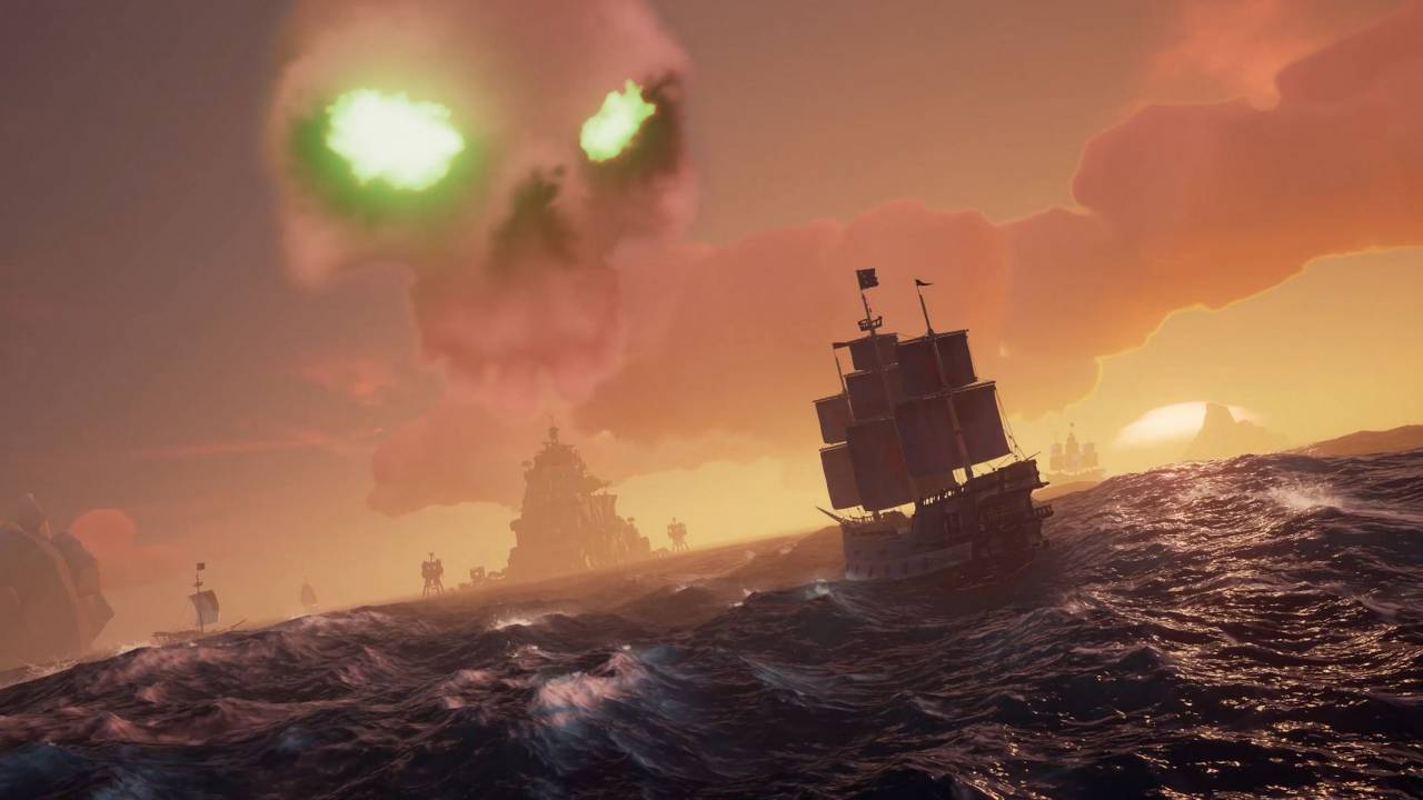 Sea of Thieves will soon be sailing onto Steam