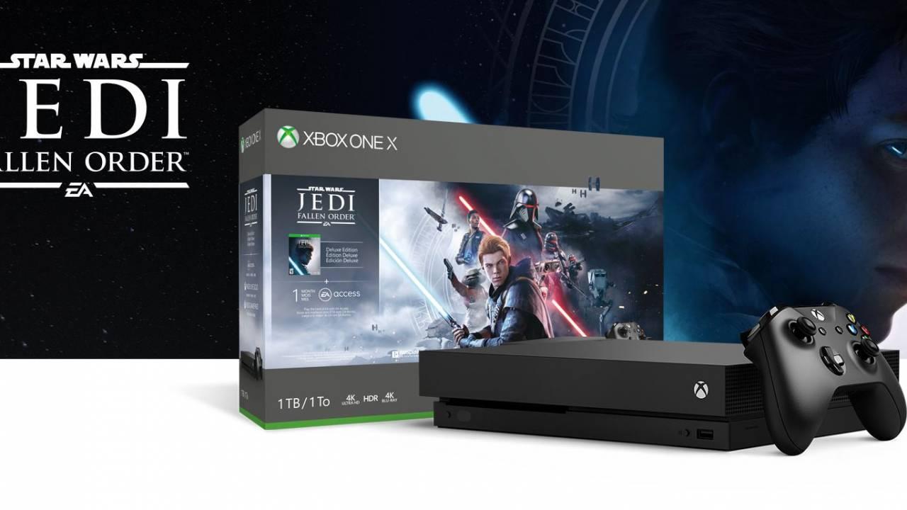 Xbox One X bundles discount kicks off big spring game sale