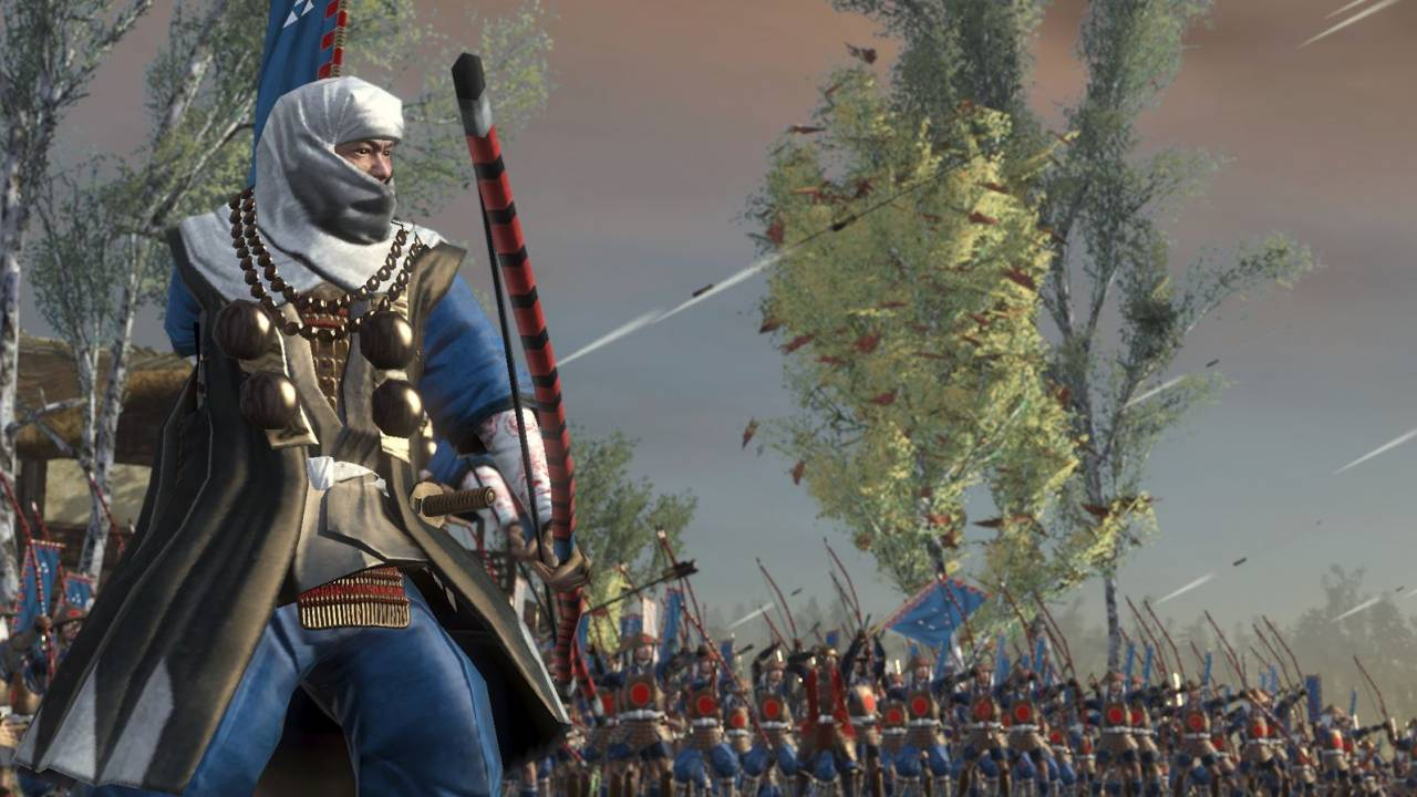Total War: Shogun 2 is free to keep on Steam for a short time