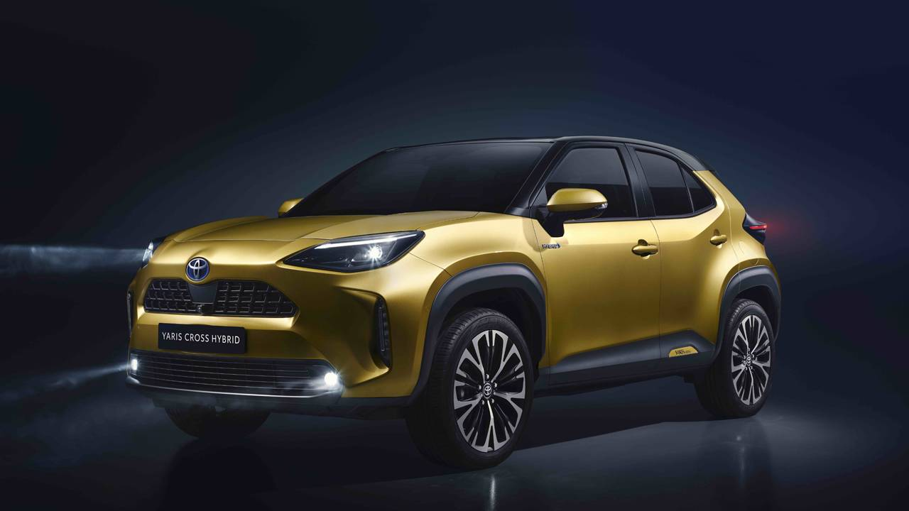 Toyota Yaris Cross compact SUV will launch in Japan this fall