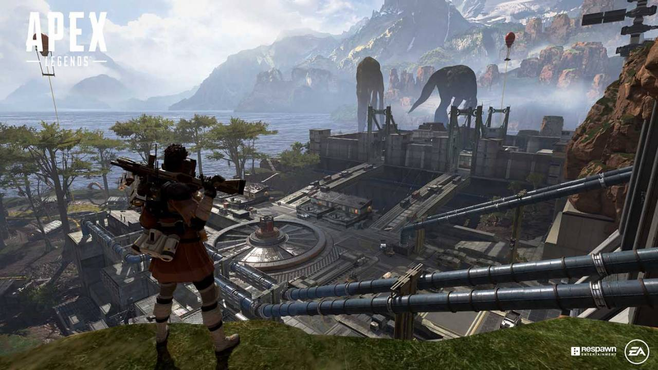 Apex Legends exclusive PS Plus skins leak for Crypto and Gibraltar