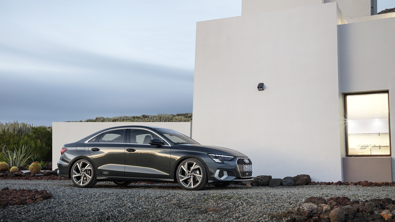 New Audi A3 Sedan lands in Europe this summer