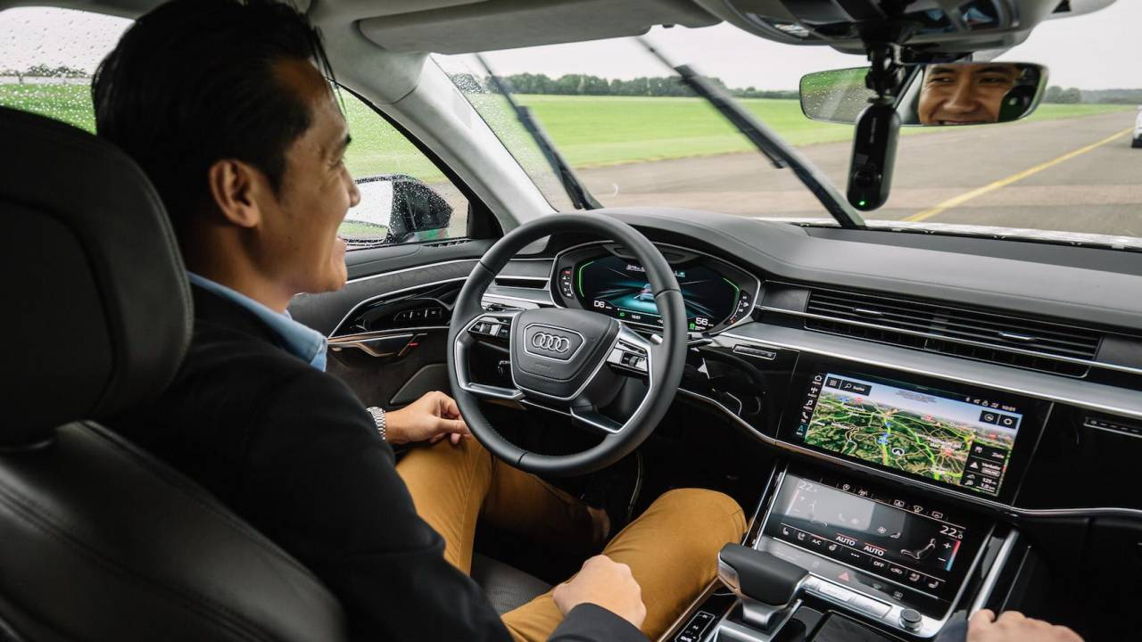 Audi abandons self-driving plans for current flagship