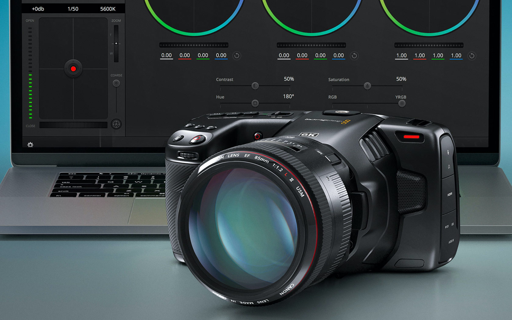 The Blackmagic Pocket Cinema Camera 6k Just Got A Lot More Affordable Slashgear