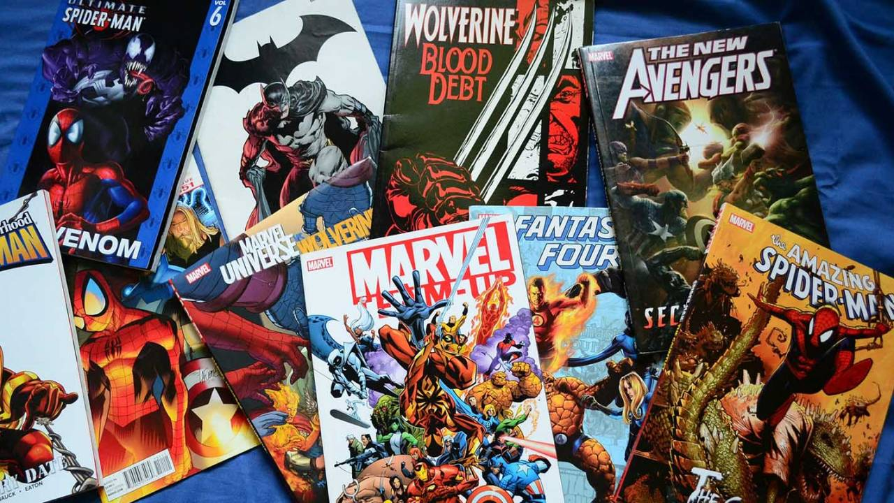 Some Marvel comic books may be paused until summer over pandemic