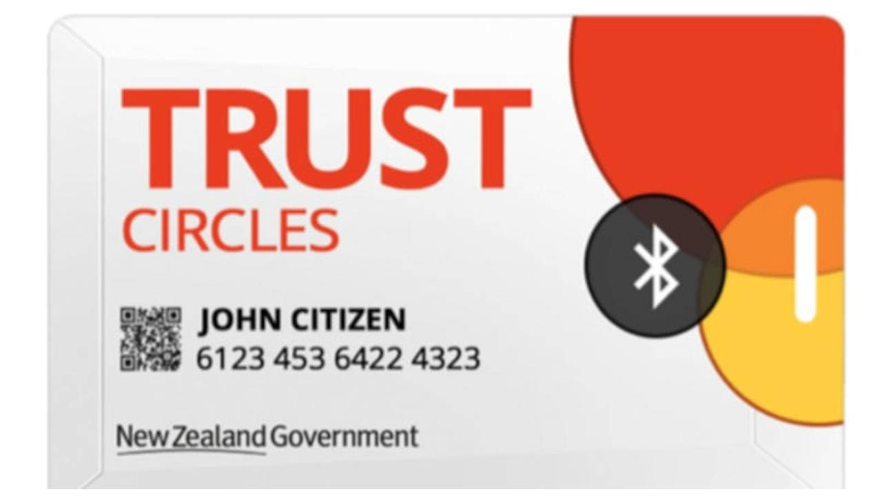 CovidCard phone-free contact tracing proposed in New Zealand
