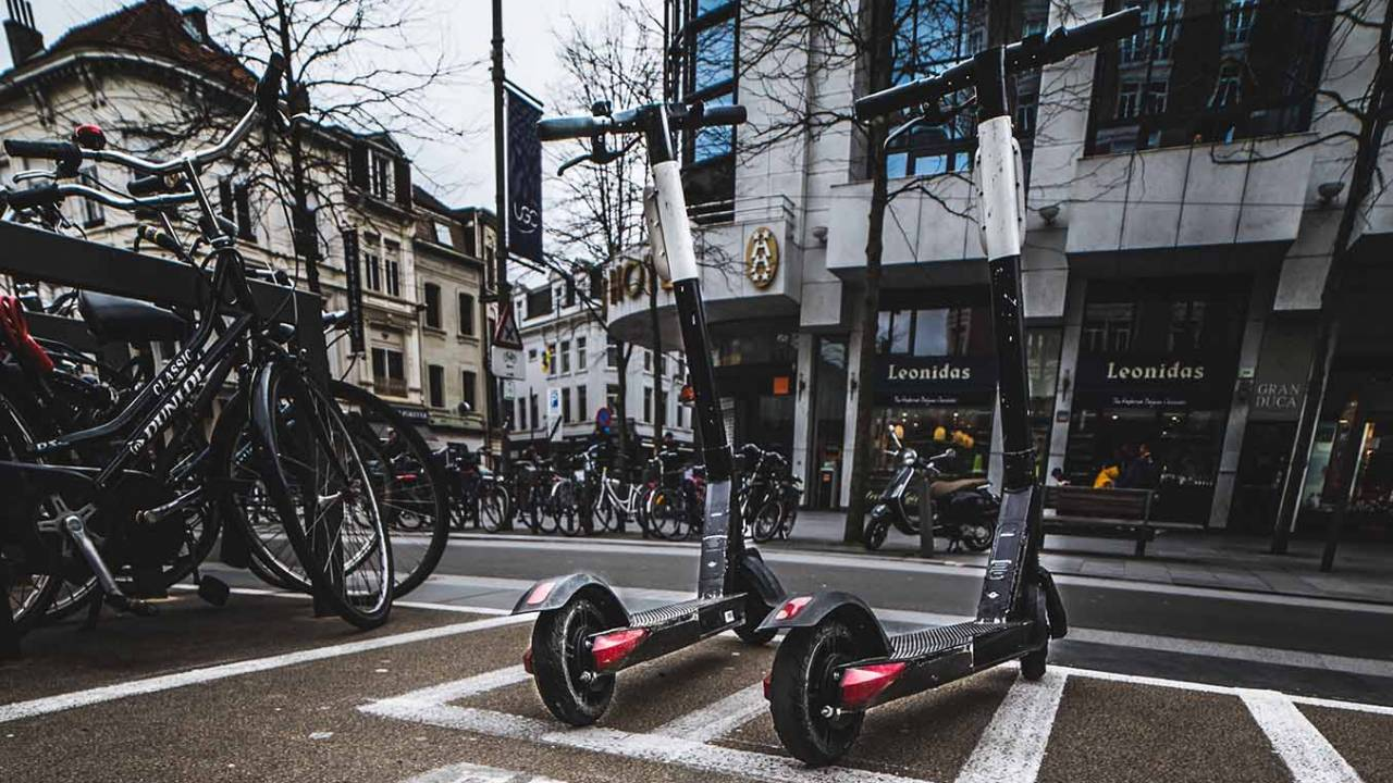 Lyft gives some essential workers free access to its electric scooters