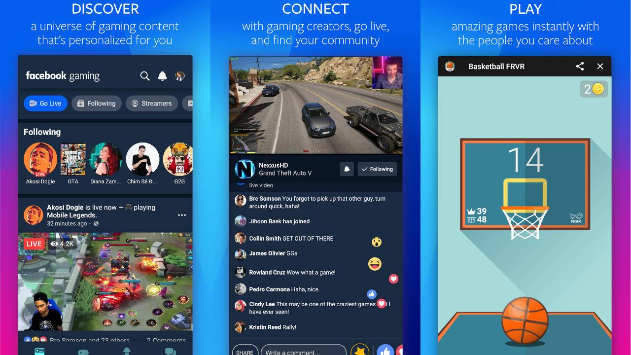 Facebook Gaming mobile app is coming sooner than you think