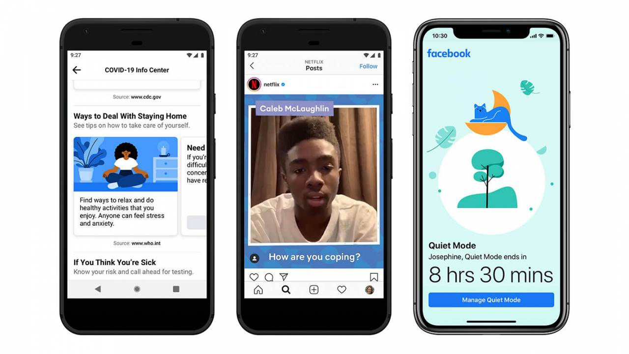Facebook's new Quiet Mode is made for social media addicts