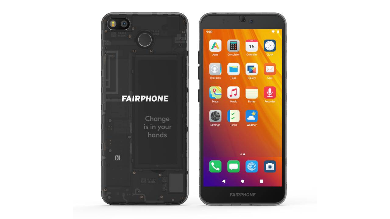 Fairphone and /e/ team up for a sustainable Google-free Android phone