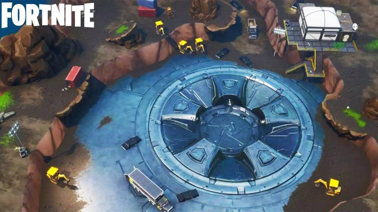 Fortnite's Vault reappears in Season 2, hinting at major spy plotline