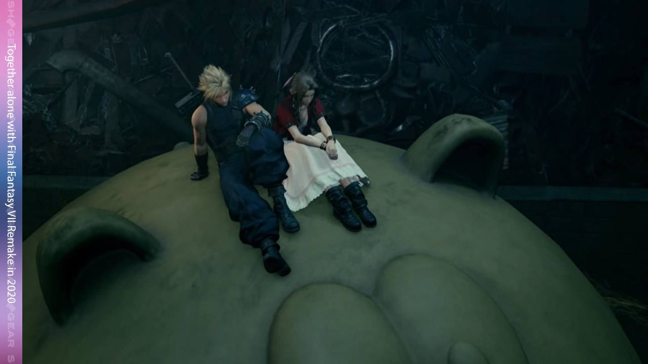 Final Fantasy VII Remake reviews seal it: A major quarantine win