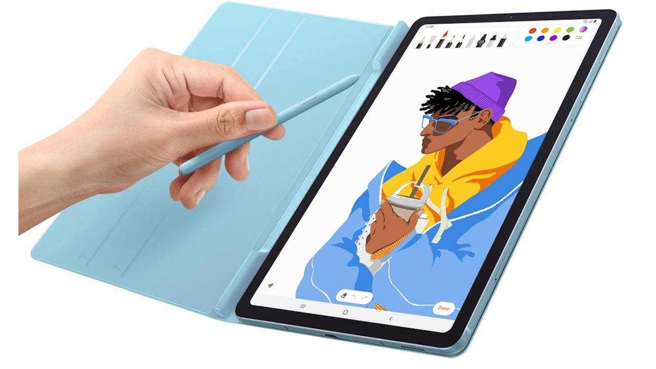 Galaxy Tab S6 Lite goes live without much fanfare