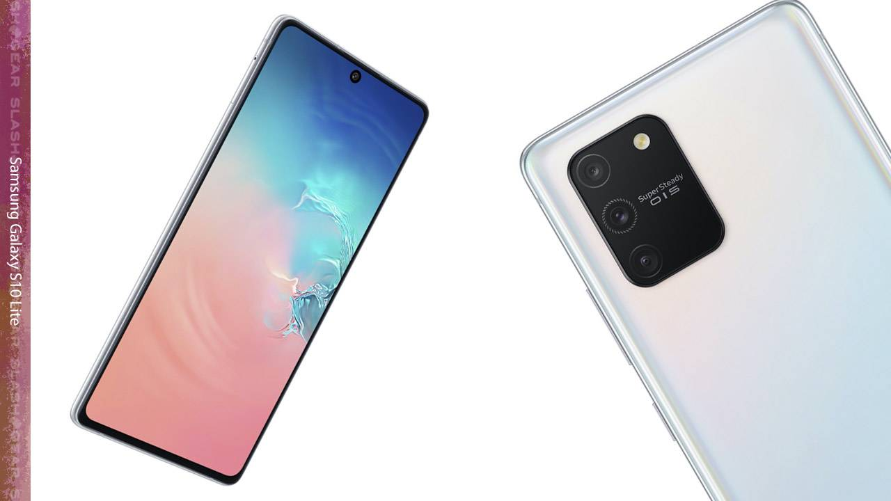 Samsung Galaxy 10 Lite meets Apple and OnePlus head on