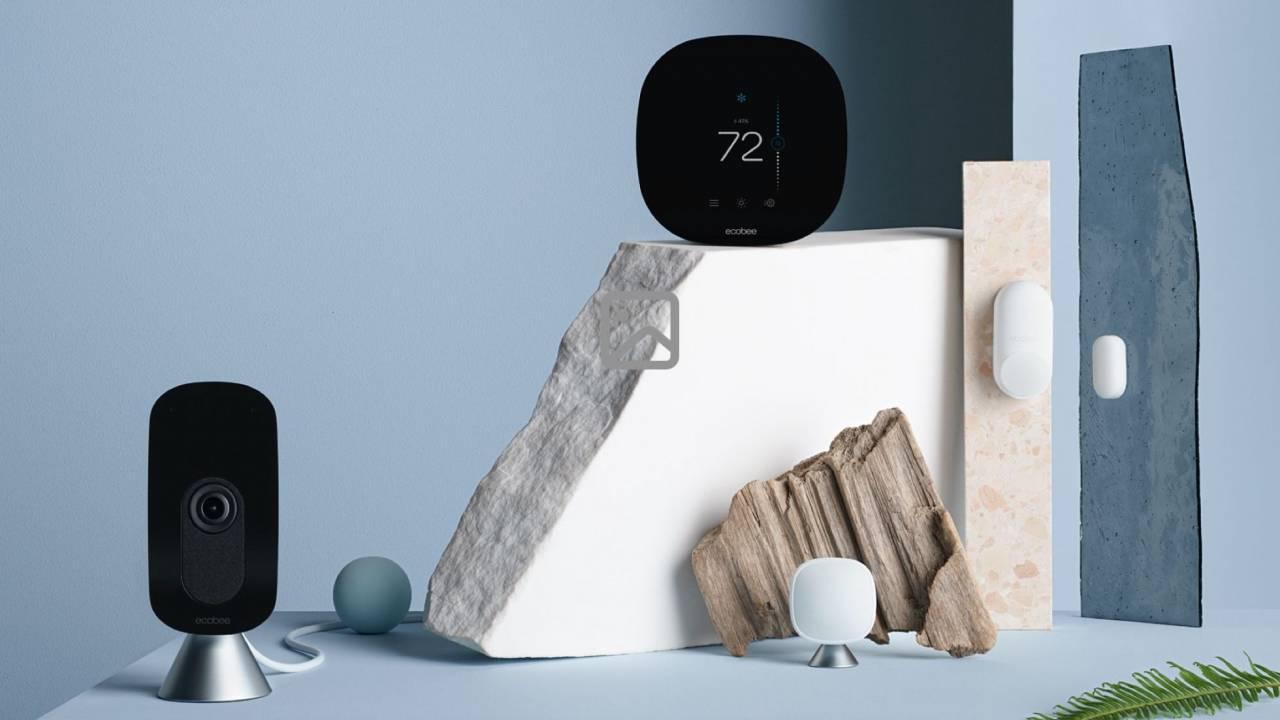Ecobee Haven home monitoring system debuts with Alexa SmartCamera