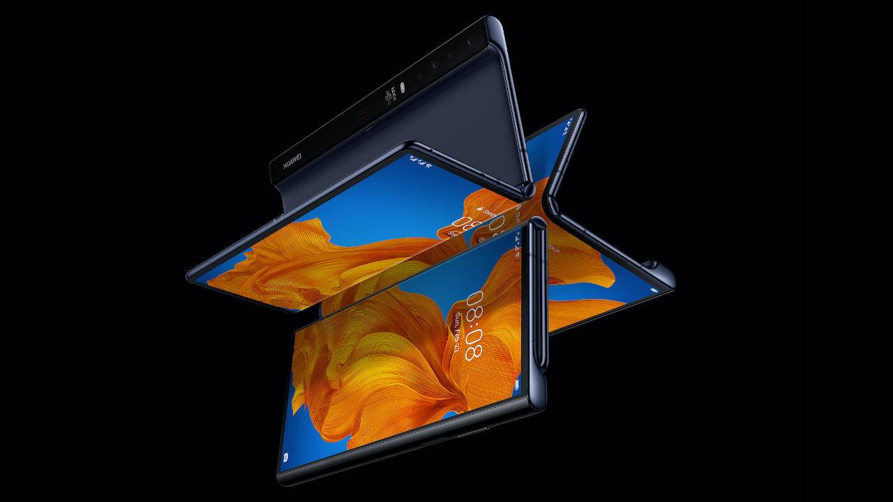 Huawei Mate Xs foldable phones were sold at a loss