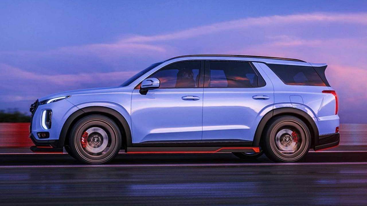 Is the Hyundai Palisade N just an April Fool's prank?