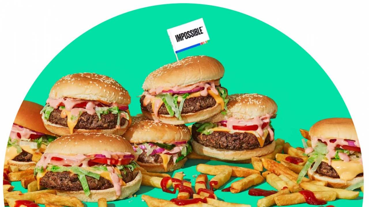Impossible Burger will soon arrive in more than 700 grocery stores