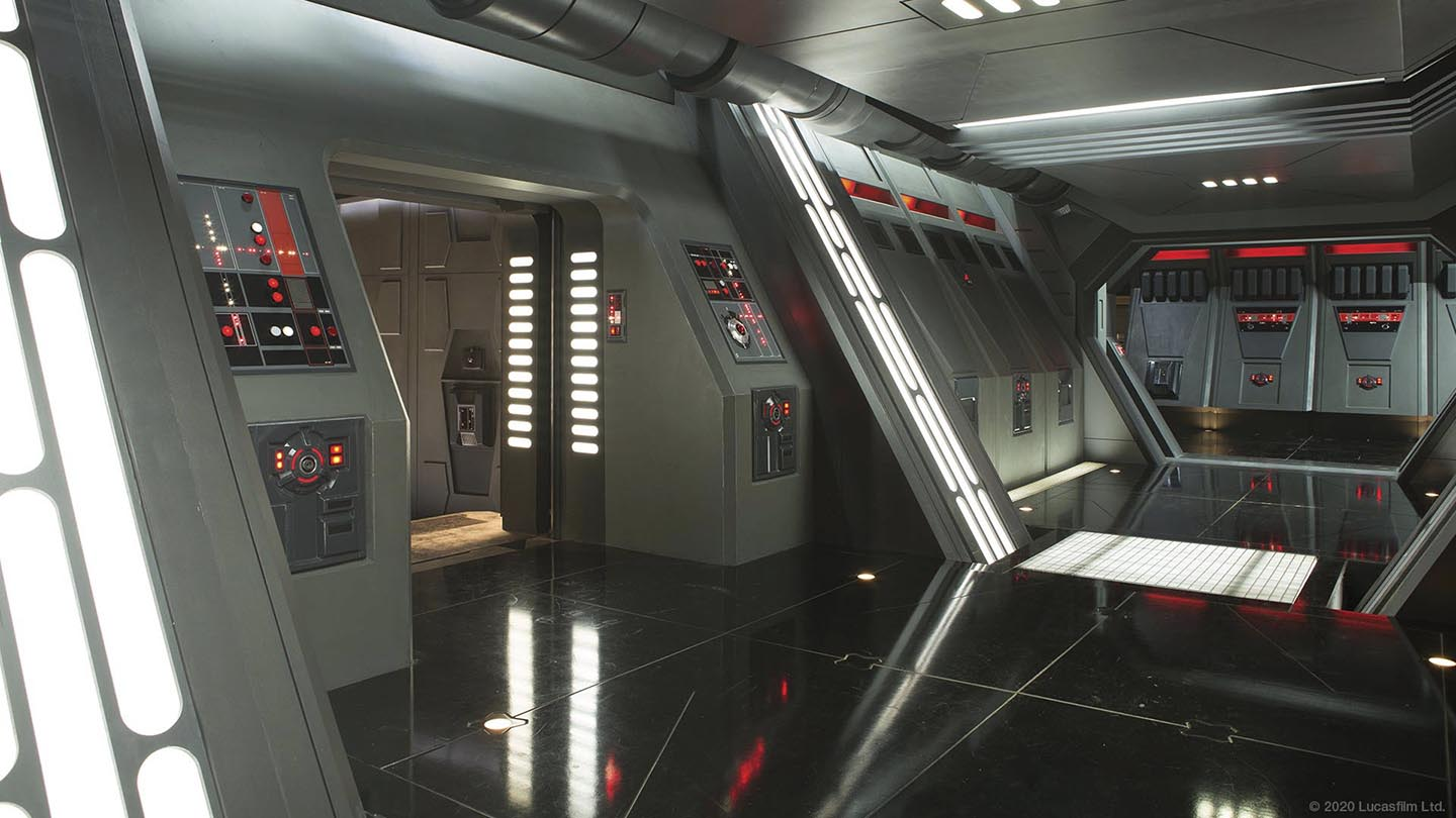 Official Star Wars Background Images Released For Use With Video Calls Slashgear