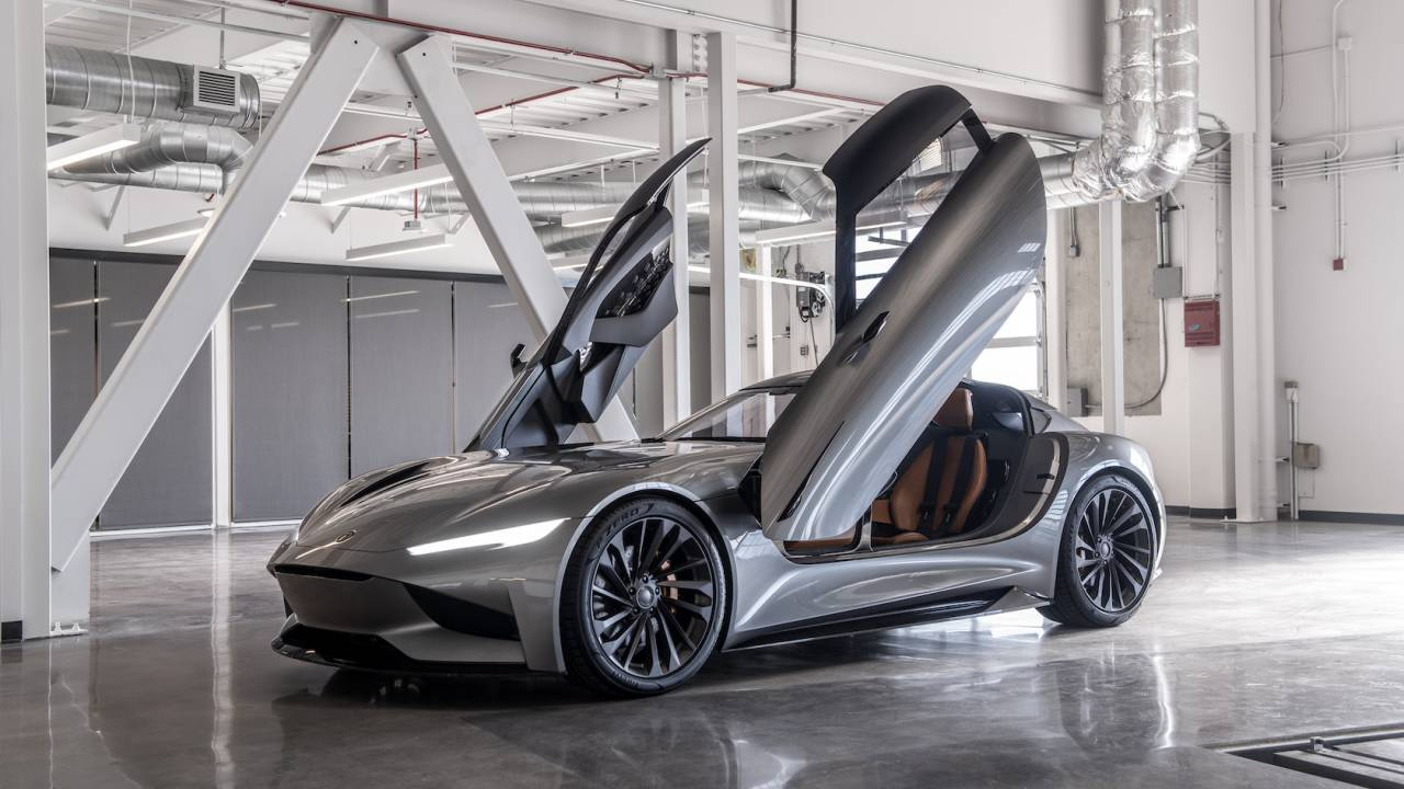 This unassuming gizmo could be Karma Automotive's key to EV success