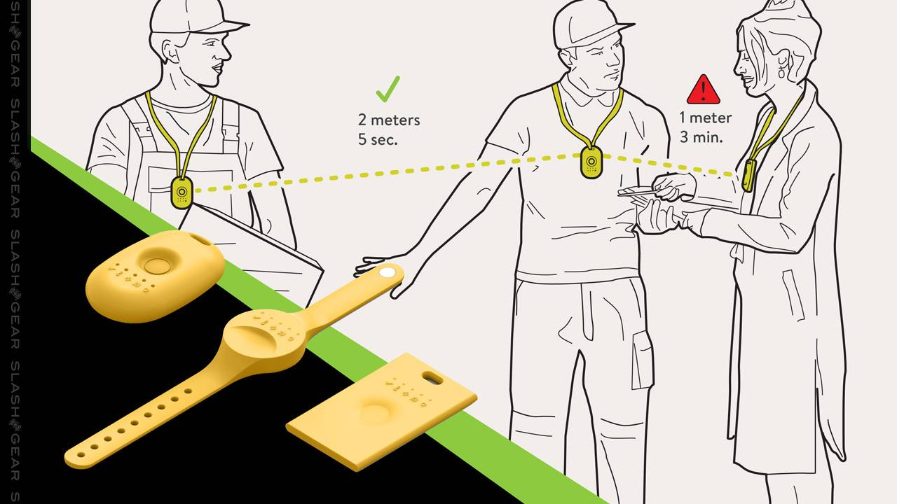 Estimote wearables track workers to curb COVID-19 outbreak
