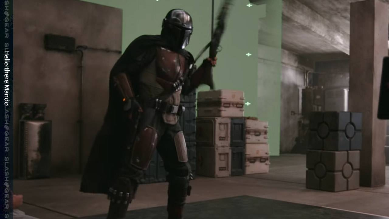Disney Gallery: The Mandalorian trailer – is this like Apocalypse Now?