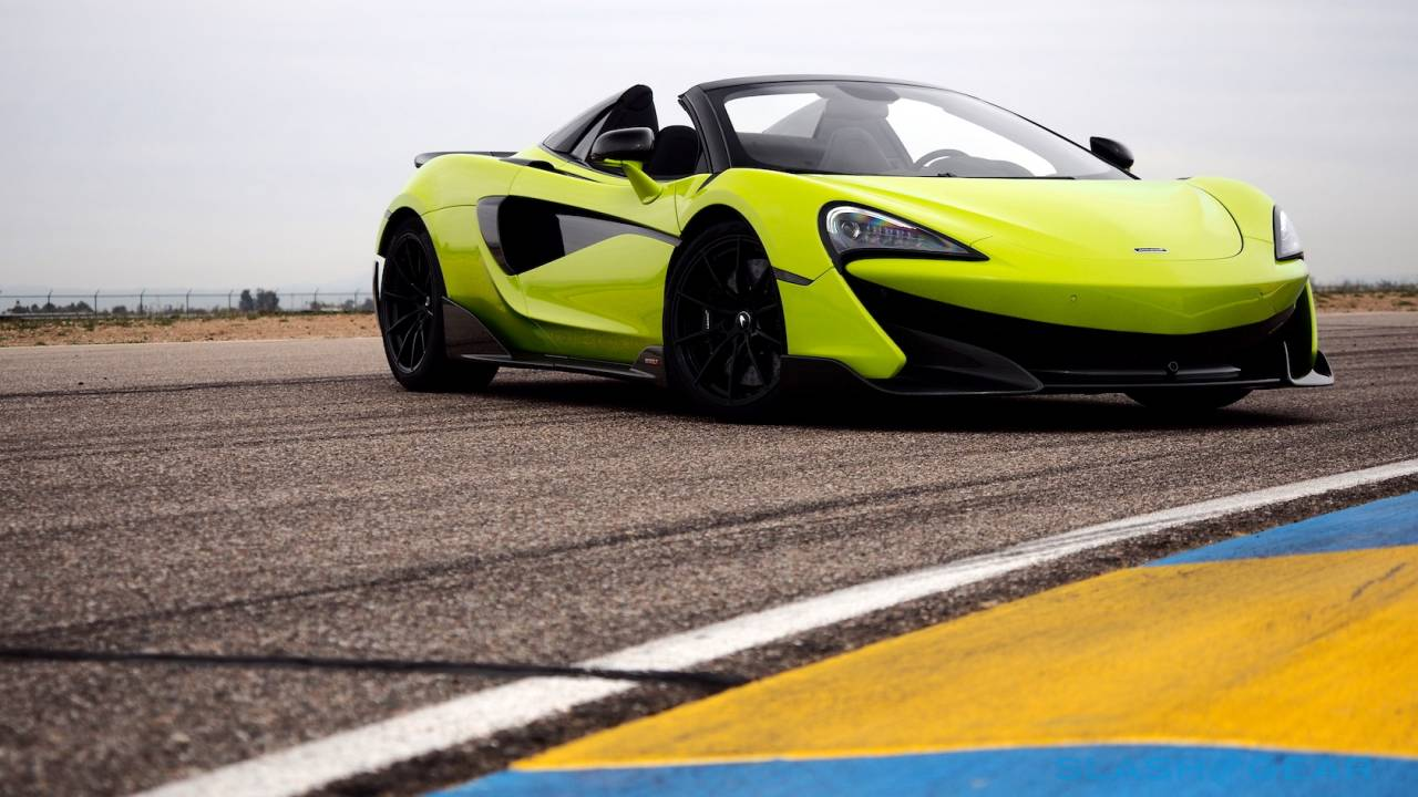 McLaren's supercars are already light: Now it needs to make them even lighter