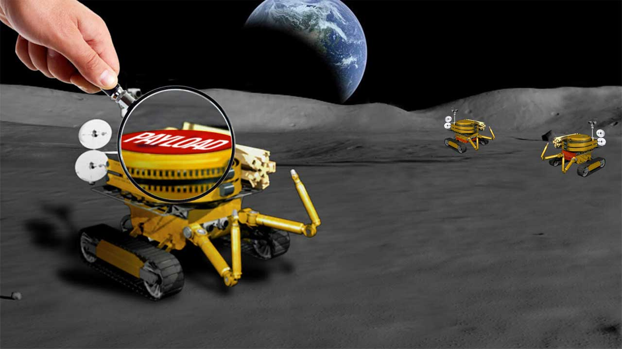 NASA wants your designs for miniature scientific payloads for the Moon