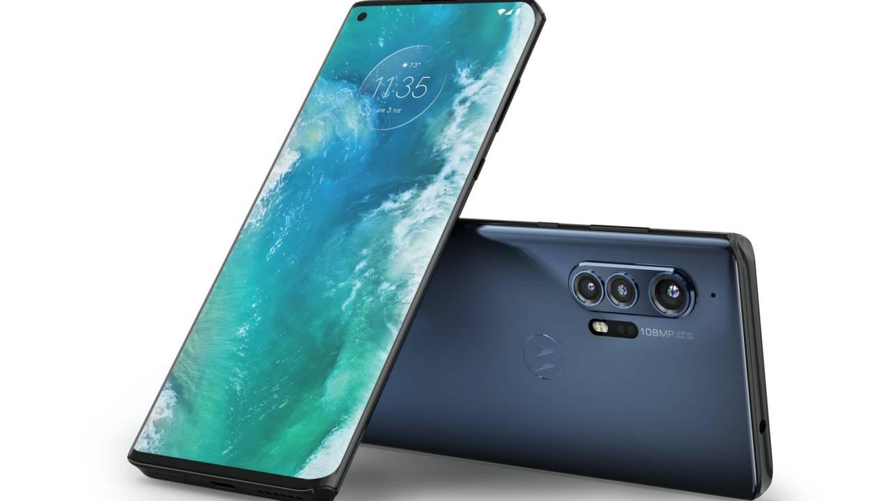 Motorola Edge+ Gallery
