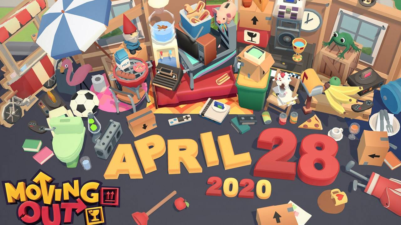 Moving Out released to Nintendo Switch, PS4, launch day 1 on Xbox Game Pass
