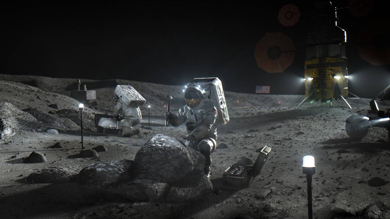 NASA reveals its three Artemis 2024 Moon lander firms