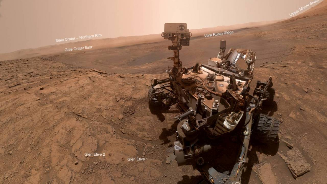 NASA shows how the Mars Curiosity team manages the rover from home
