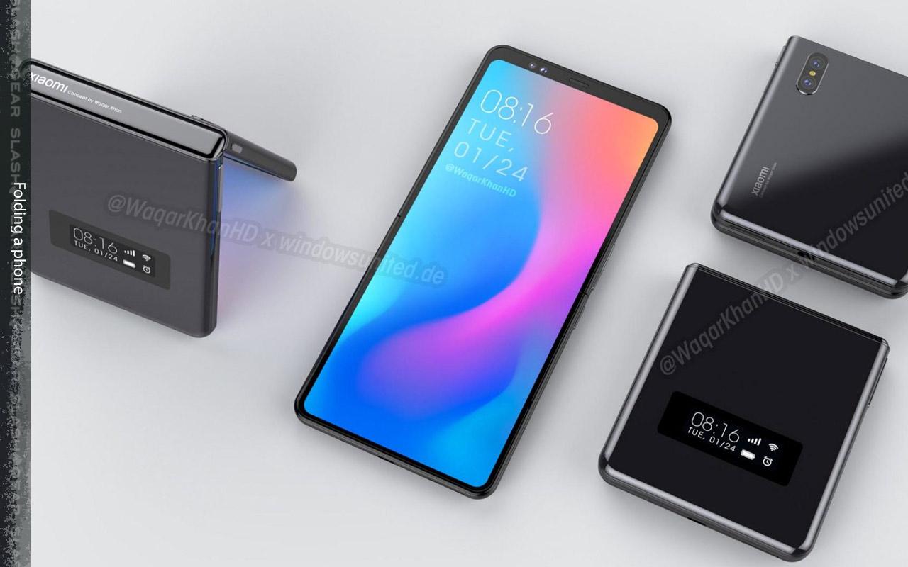 Xiaomi Samsung Galaxy Z Flip Like Foldable Tipped By Suppliers Slashgear