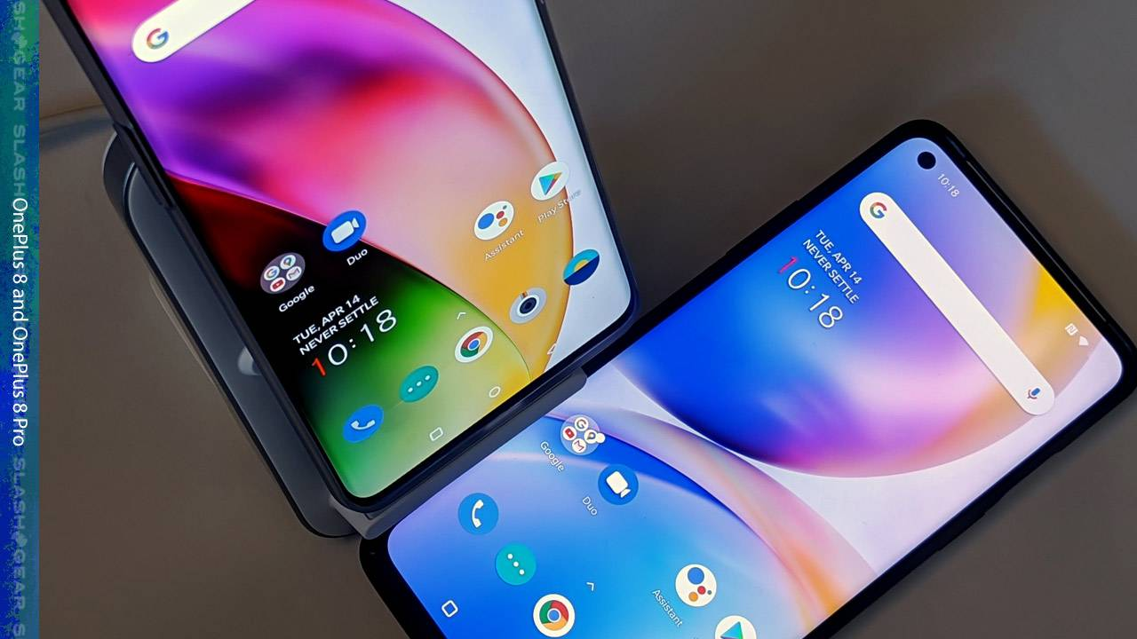 OnePlus 8 and 8 Pro price and release date