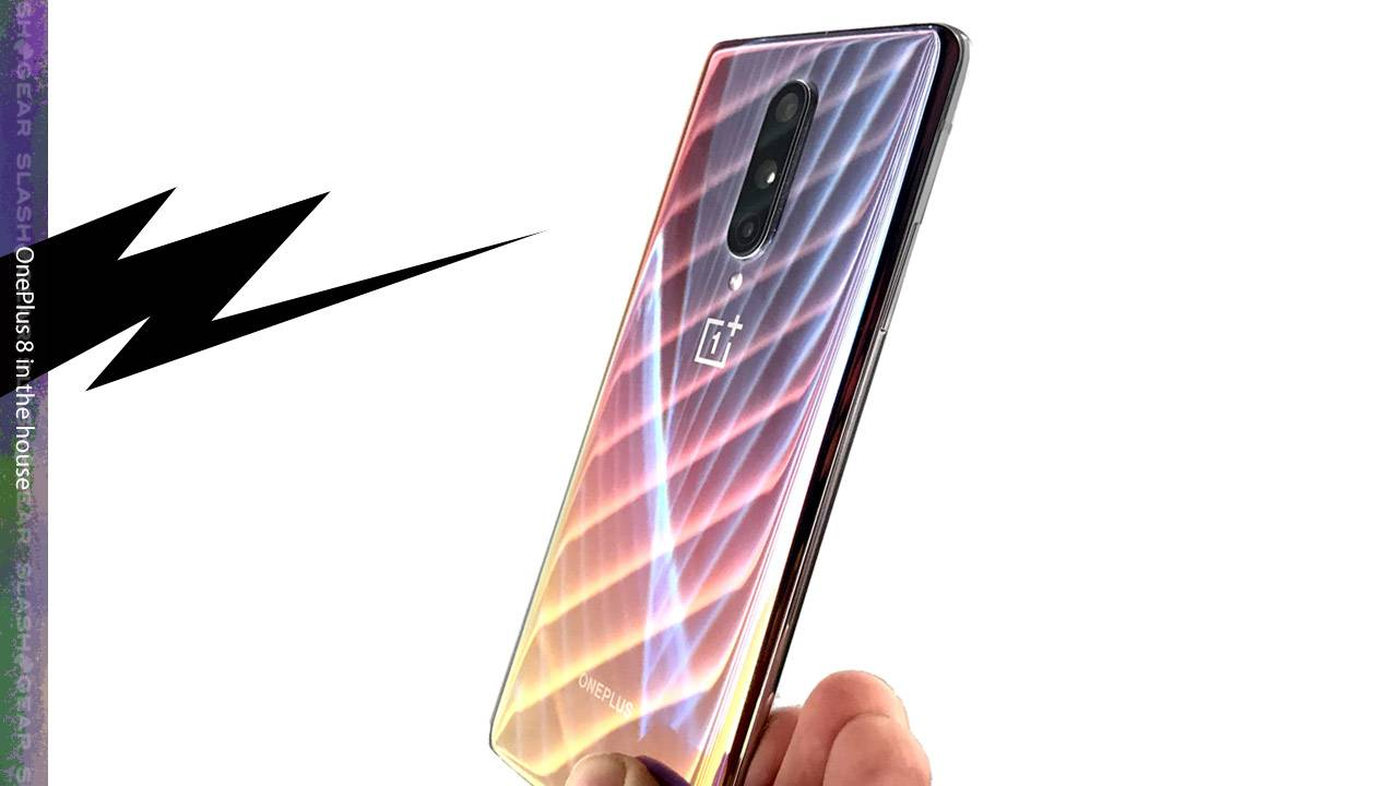 OnePlus 8 camera photo examples and video in slow motion