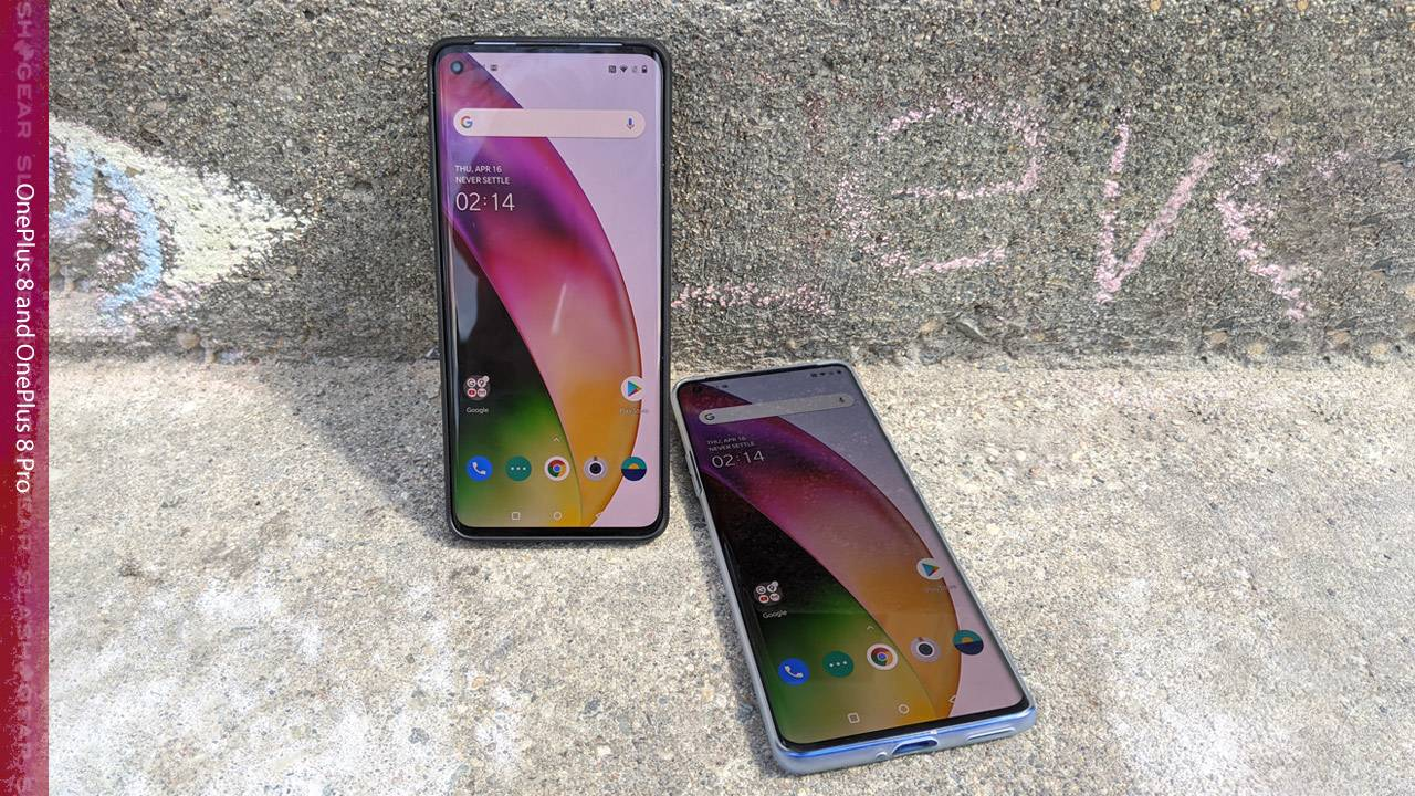 OnePlus 8 VS OnePlus 8 Pro hands-on – Cheaper or better?