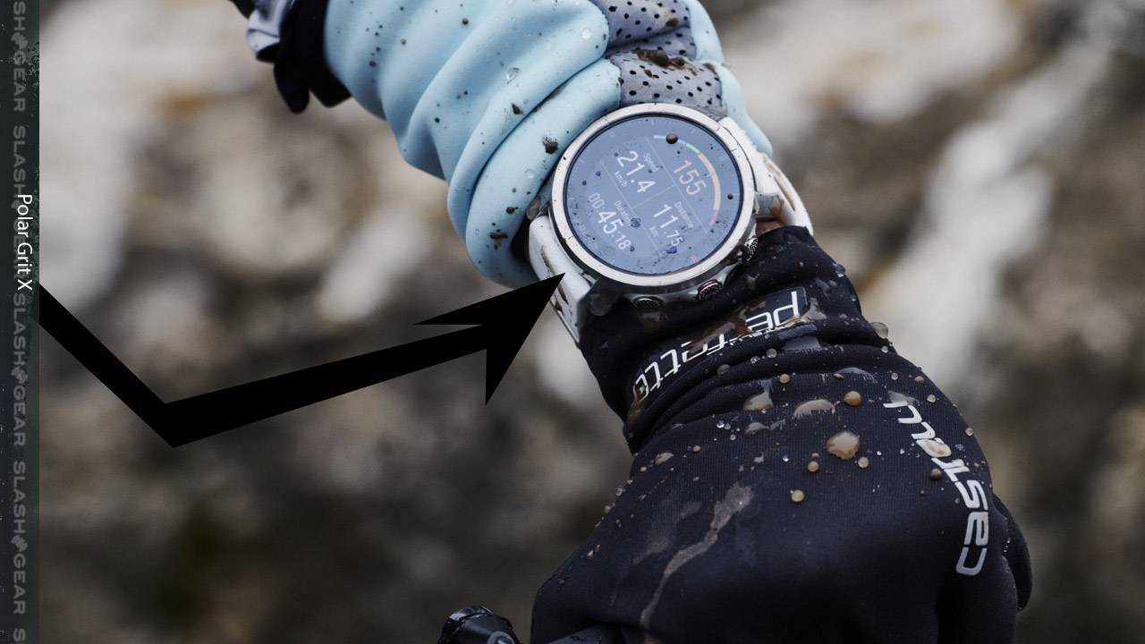 Polar Grit X smartwatch released for high-end rugged fitness